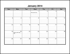 ... .com - Be Dependable: Write it Down on a Printable Calendar