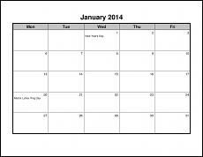 ... .com - Be Dependable: Write it Down on a Printable Calendar